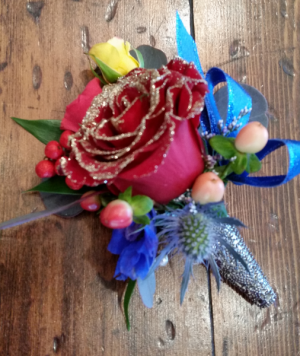 Grooms Flower are so Important! Guys love flowers too! in Canon City, CO   TOUCH OF LOVE FLORIST AND WEDDINGS