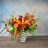 Groove Gourd Custom vase