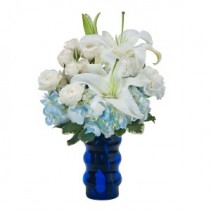 Groovy in Blue Arrangement