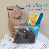Grow Some Fun Kids Activity Kit