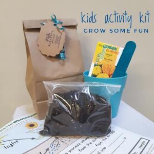 Grow Some Fun Kids Activity Kit in Kelowna, BC | Burnett's Florist