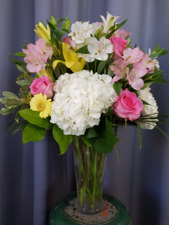 Grower Direct's Peacefull Pastels arrangement