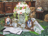 Guest Sign-In Table Centerpices