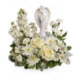 Guiding Angel Light Arrangement Sympathy