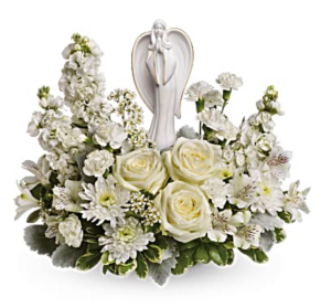 Guiding Light  Bouquet Sympathy  in Thibodaux, LA | BEAUTIFUL BLOOMS BY ASIA