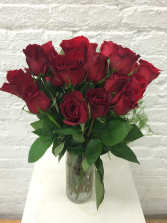 Guilty Pleasure Bouquet of red roses