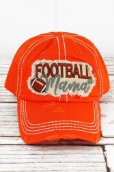 Gulfport Football Mama Hat