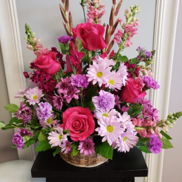 GWF-13 Flower Arrangement