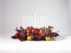 Hanukkah Centerpiece   in New York, NY | FLOWERS BY RICHARD NYC