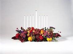 Hanukkah Centerpiece   in New York, NY | FLOWERS BY RICHARD NYC