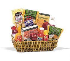 Healthy Basket Gourmet Basket