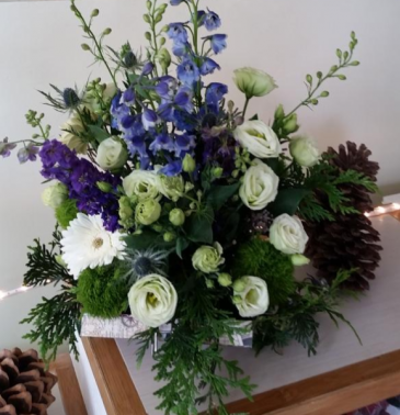 Chag Tov! Flower arrangement