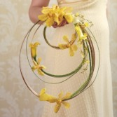 Hairpieces & Handheld Bouquets Prom flowers