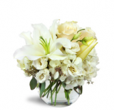 Halcyon Heart Vase Arrangement