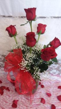 Half Dozen Roses