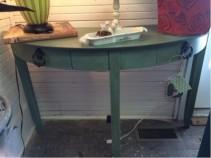 Half Moon Table $135.00