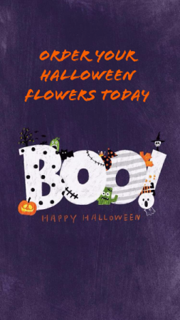 Halloween Arrangements  in Albany, GA | WAY'S HOUSE OF FLOWERS