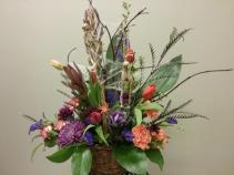 Halloween Bouquet Fall arrangement