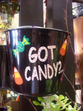 Halloween Bucket Gift