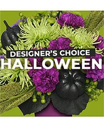 Halloween Florals Designer's Choice