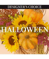 Halloween Flowers Designer's Choice