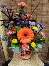 Halloween Fun Arrangement