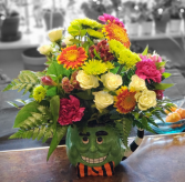 Halloween Happy Frankenstein  Arrangement