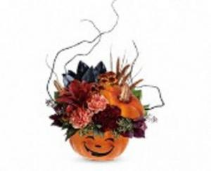 Halloween Magic Pumpkin Hoilday, Halloween in Waterbury, CT | GRAHAM'S FLORIST