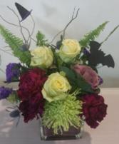 Halloween Party Flower arrangement