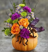 HALLOWEEN TREATS GFFG Arrangement in Greers Ferry, AR | GREERS FERRY FLORIST & GIFTS