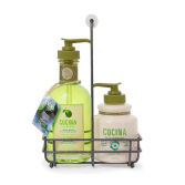 Hand Care Duo Lime Zest and Cypress Fruits & Passion