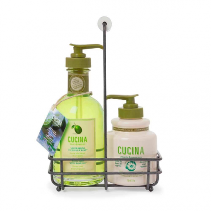 Fruits & Passion Cucian Hand Care Duo Lime Zest & Cypress
