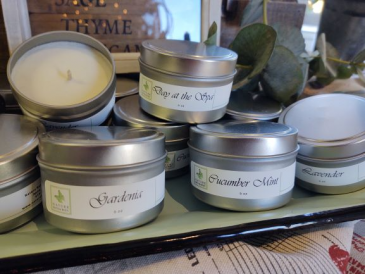 Hand Made Candles Gifts