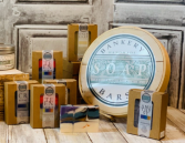 Hand-Made Soap All natural Bankery Soap