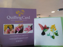 Hand Quilled Cards Gifts