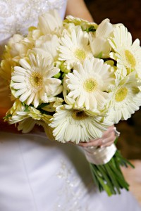 Hand Tied Bouguet A Bride or Bridemaids Bouquet..Pricing can vary in size of bouquet