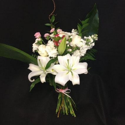 Mother's Day hand-tied Bouquet choose from $55-$65-$75