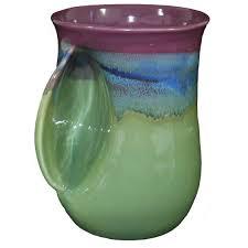Hand warmer Mug Clay in Motion