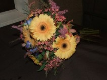 Handheld Bouquet Prom Flowers