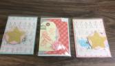 Handmade dance cards Dance gifts