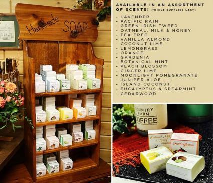 Handmade Soaps Gift Items