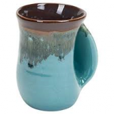 Handwarmer Mug Clay in Motion