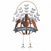 Hanging Turkey Decoration