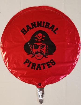 Hannibal School Balloon