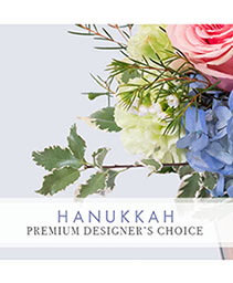 Hanukkah Beauty Premium Designer's Choice