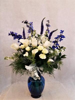 Hanukkah Holiday  Arrangement in Boca Raton, FL   Flowers of Boca