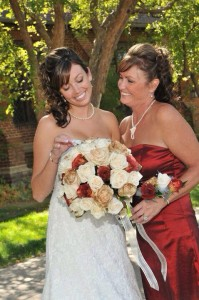Happiness! Vintage Look Roses are Stunning! in Canon City, CO   TOUCH OF LOVE FLORIST AND WEDDINGS