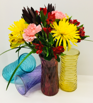 Happiness Blooms Mother's Day Nosegay Bouquet in Ruidoso, NM   Ruidoso Flower Shop