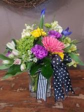 Happiness Vase arrangement