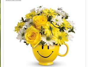 Happy   in Fairfield, OH | NOVACK-SCHAFER FLORIST